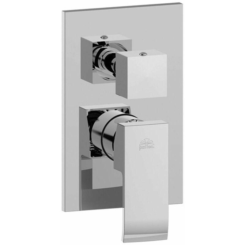 PAFFONI Mitigeur de douche à encastrer avec déviateur ELLE EFFE EL018-EF018