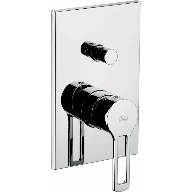 PAFFONI Mitigeur de douche avec inverseur Paffoni Ringo - West RIN015-WS015