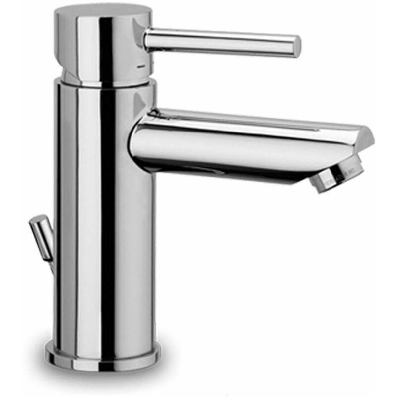 PAFFONI Mitigeur pour lavabo Paffoni STICK SK071HCR-EWS   Chromé - Vidage