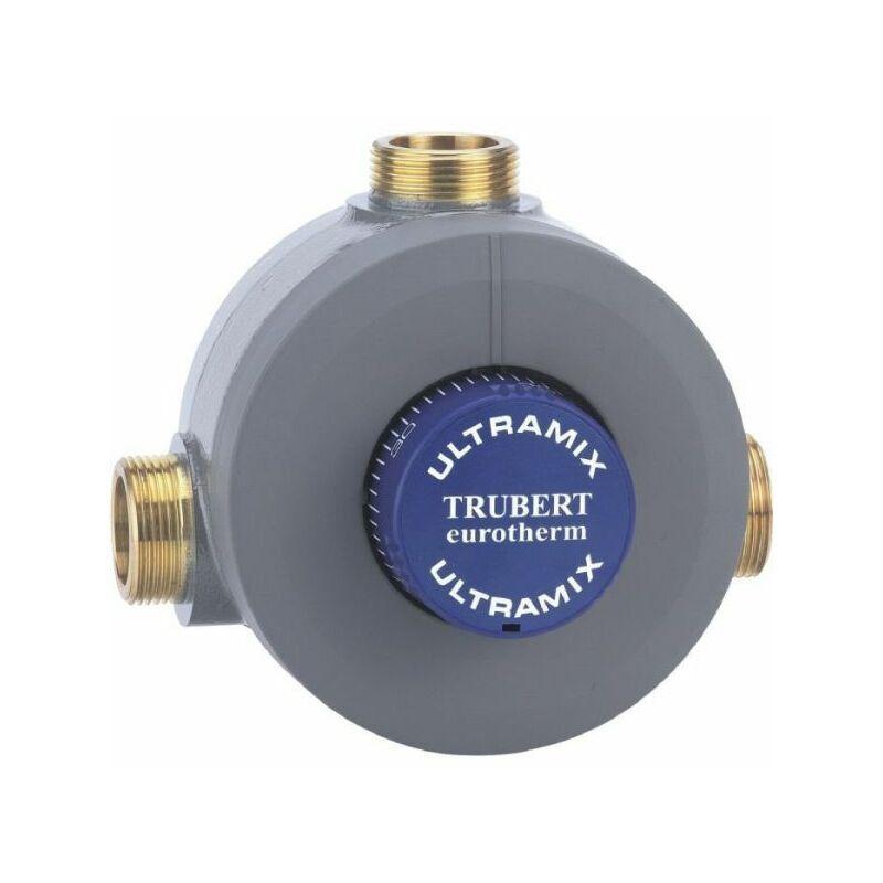 Watts - Mitigeur thermostatique collectif trubert eurotherm, 56 à 400