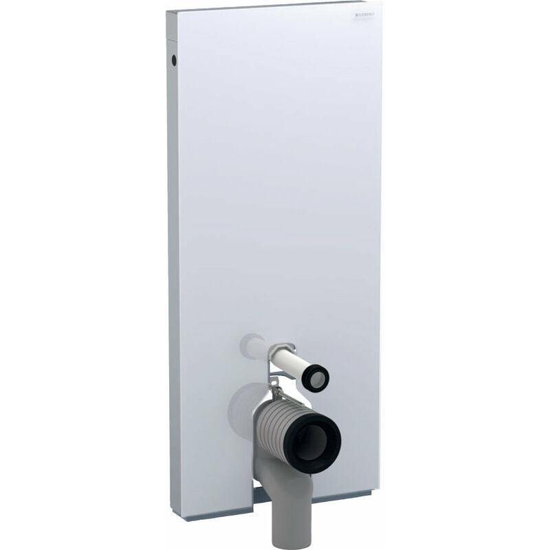 GEBERIT Module sanitaire monolithe Geberit pour WC sur pied, 114 cm,