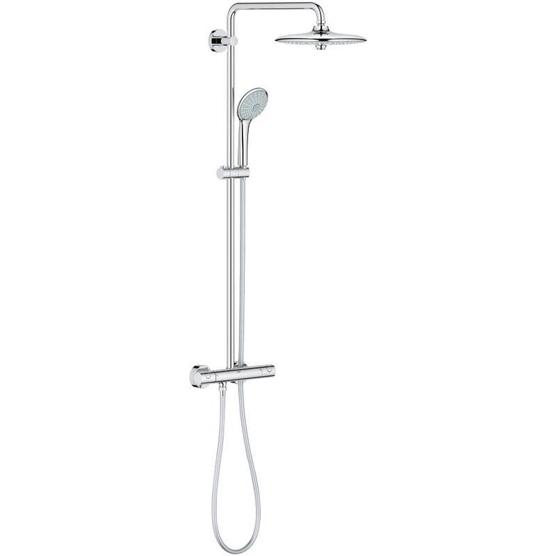 GROHE Euphoria Colonne de douche 260 avec mitigeur thermostatique - GROHE
