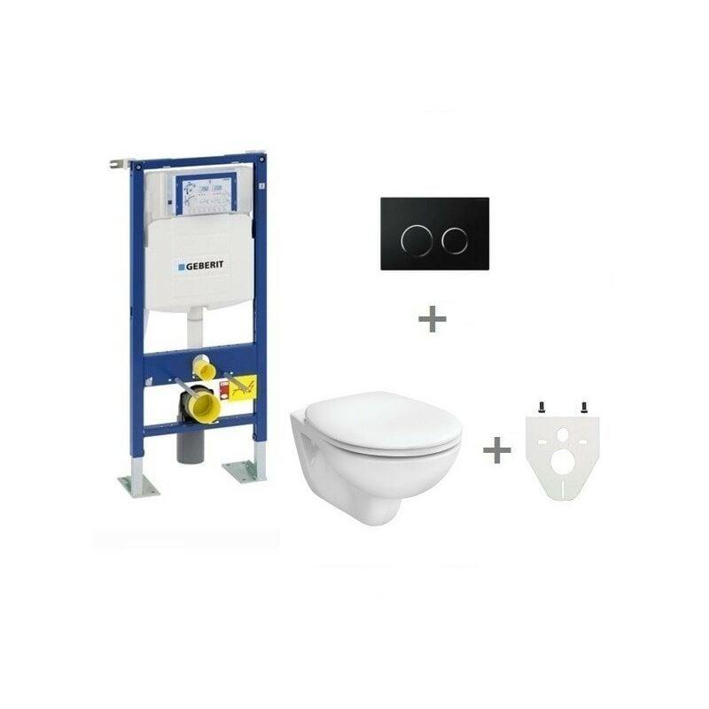 GEBERIT Pack WC suspendu Geberit autoportant   Abattant standard - Sigma20