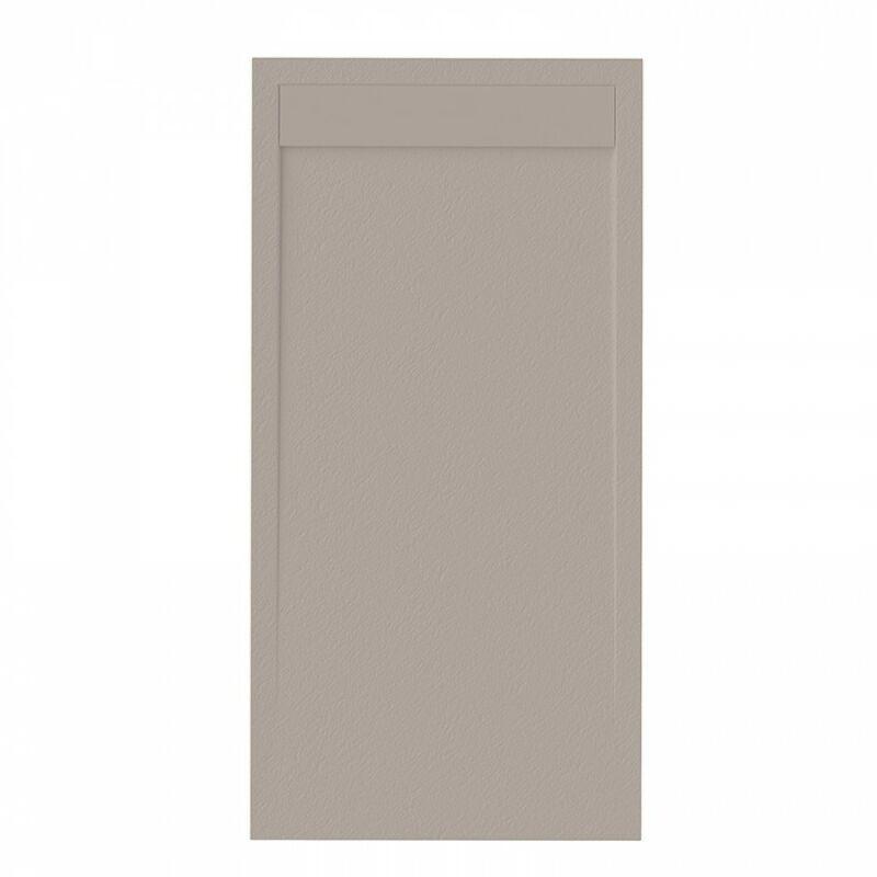 Sanycces - Receveur de douche Clever Concrete - 140 x 90 cm