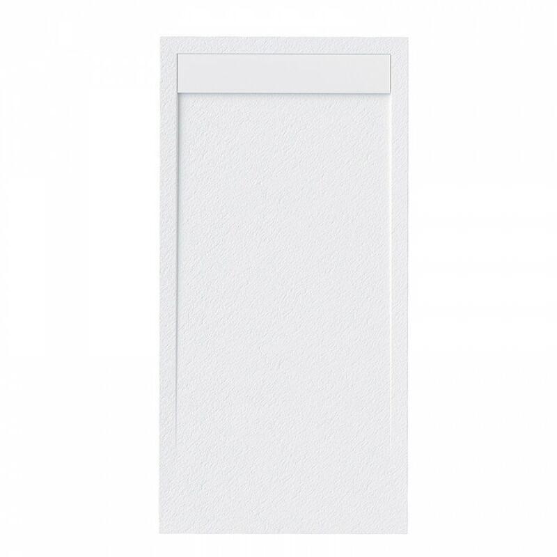 Sanycces - Receveur de douche Clever Blanc - 140 x 90 cm