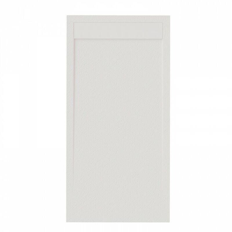 Sanycces - Receveur de douche Clever Light concrete - 140 x 90 cm