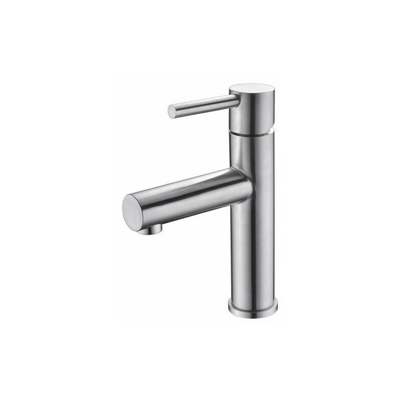 IMEX Robinet lavabo acier Imex - Série Moscu