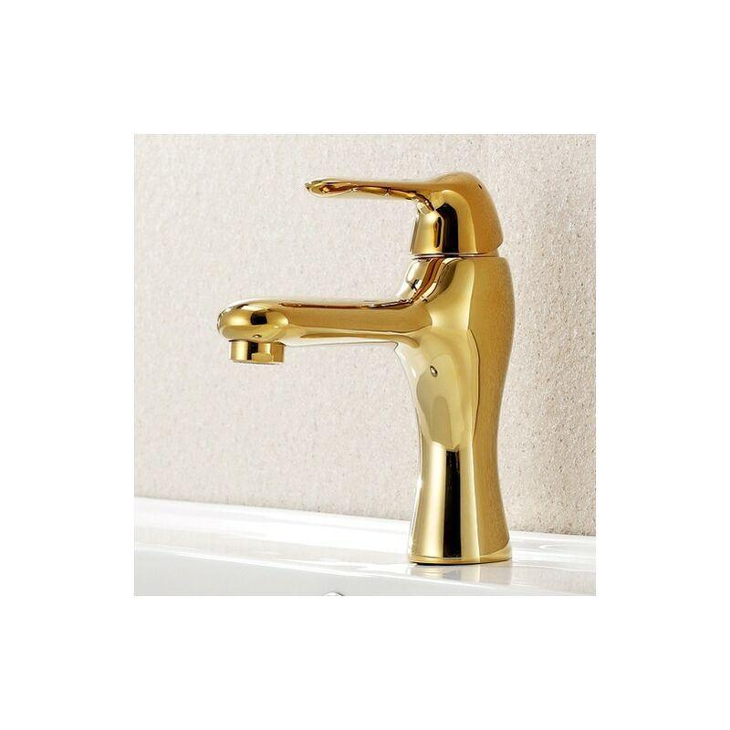 LOOKSHOP Robinet lavabo mitigeur sophistiqué en chromé - LOOKSHOP