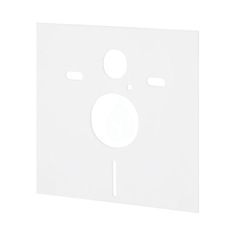 Livea - Set d'isolation phonique pour WC et bidet suspendus (SP 156SET)