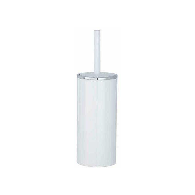 WENKO Brosse WC silicone, Inca blanc WENKO