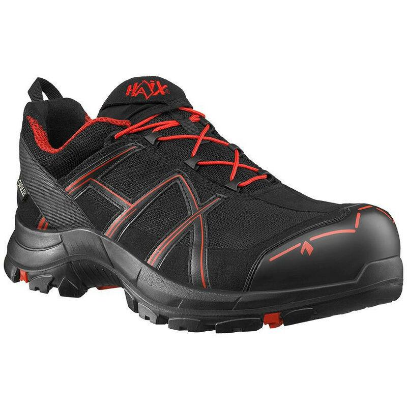 HAIX Black Eagle Safety 40 Low black/red Moderne-sportif, design