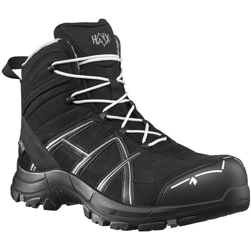HAIX Black Eagle Safety 40 Mid black/silver. UK 7.5 / EU 41 UK 7.5 / EU