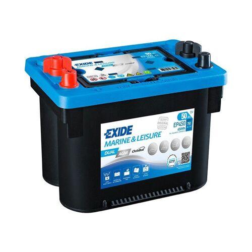 EXIDE Batterie Dual AGM EP450 12...