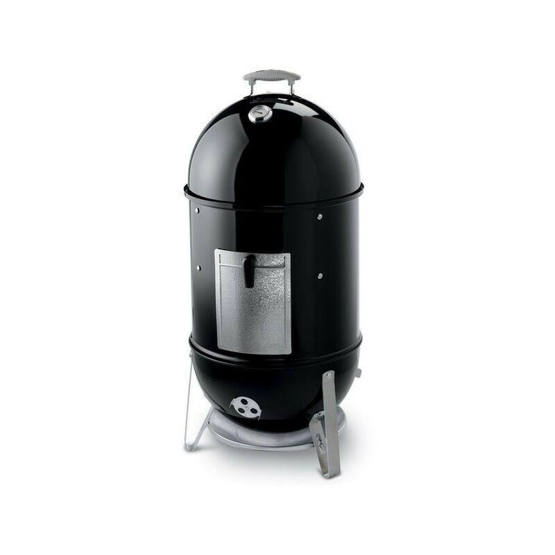 WEBER Fumoir Smokey Mountain Cooker 57 cm Noir Réf. 731004 - Weber
