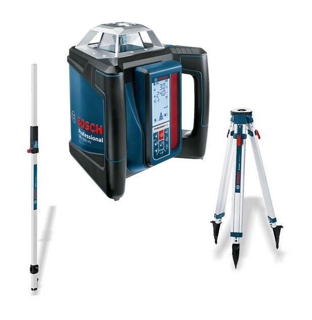 BOSCH Laser rotatif H et V 500 m - GRL500HV pack1 06159940EF