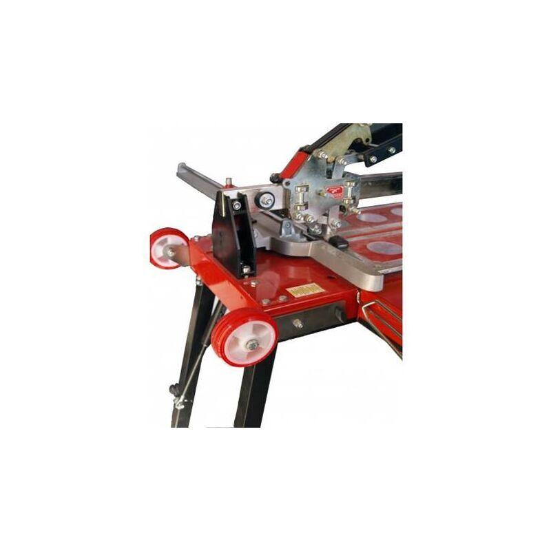 HEKA Coupe-carreau GigaCut 1350mm pieds escamotables - guide laser - 014658