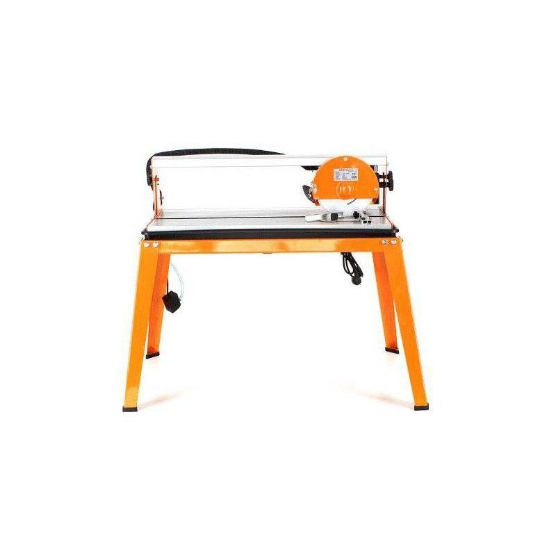 Hucoco - DCRAFT   Scie à carreaux sur table 600 W   Scie électrique de
