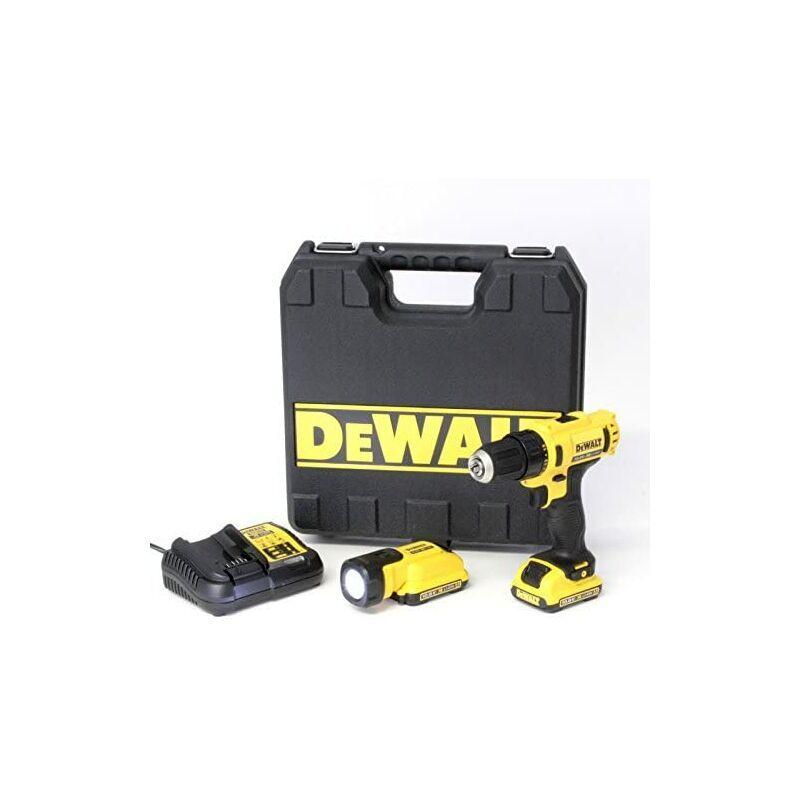 Dewalt DCD710D2F-QW Tournevis, 24 W