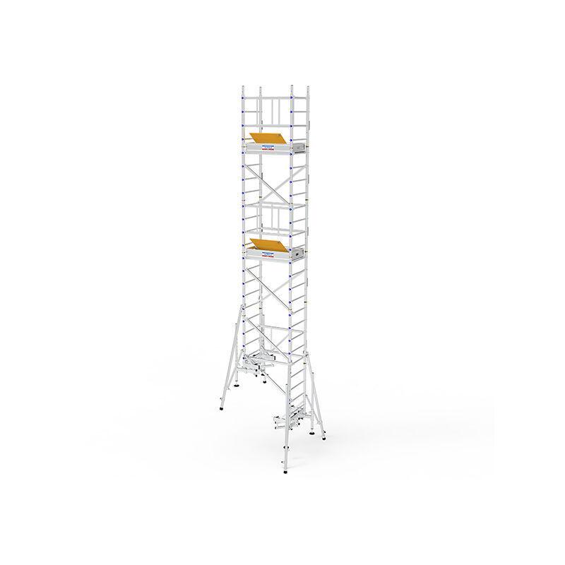 ECHAFAUDAGE DIRECT - MATISERE B. Echafaudage pour escalier : Hauteur de travail max 6.00m