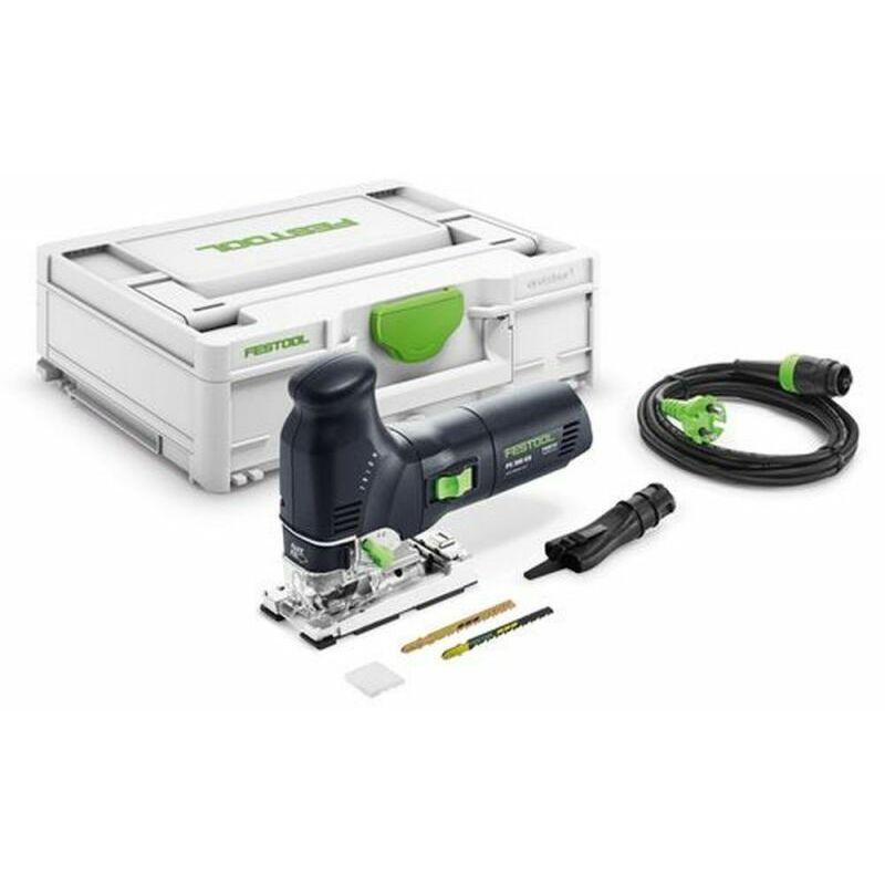 Festool PS 300 EQ-PLUS Scie sauteuse 720 W avec Coffret Systainer +