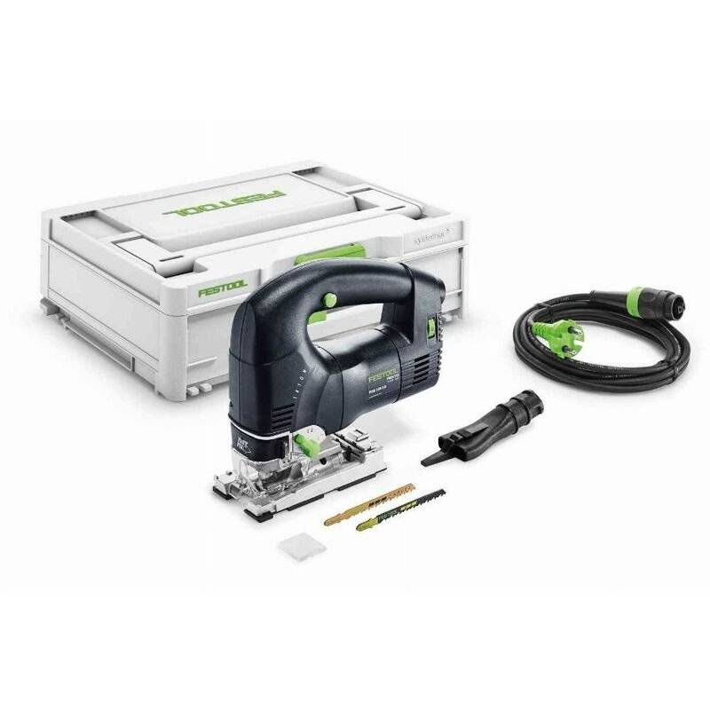 FESTOOL Scie sauteuse PSB 300 EQ-Plus Trion FESTOOL en systainer SYS3 M137