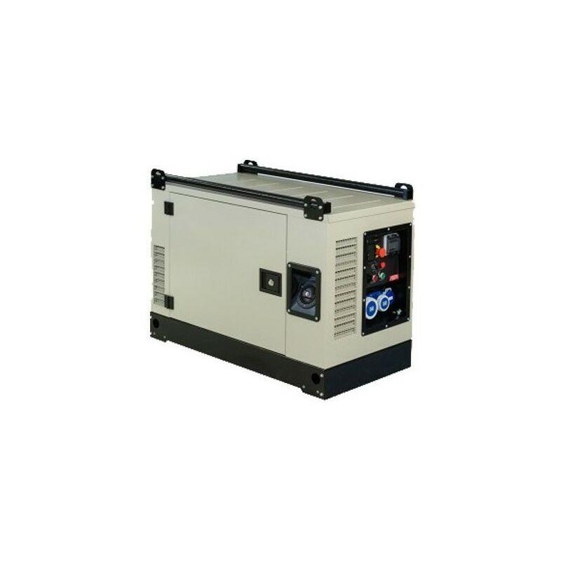 FOGO Groupe électrogène essence 6.2kw AVR silencieux moteur Honda