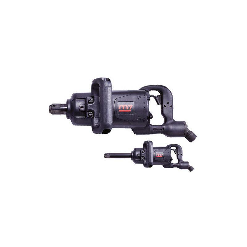 M7 - Clé à choc composite pneumatique 1 3128 Nm - L. 430 mm - -