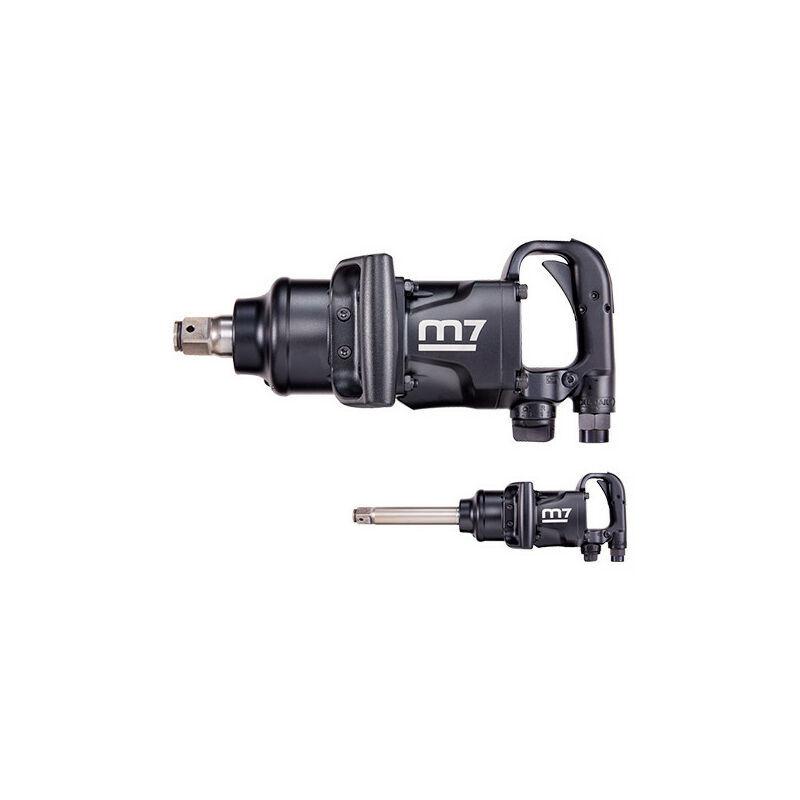 M7 - Clé à choc pneumatique 1 3390 Nm - L. 372.6 mm - -