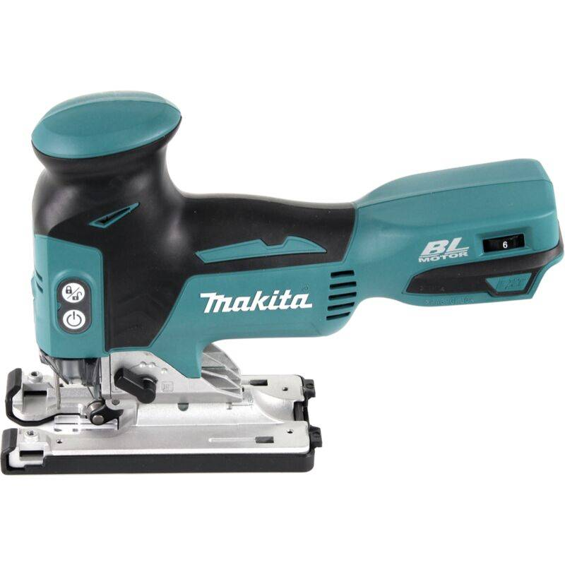 Makita DJV 181 RM1J Scie sauteuse pendulaire sans fil 18V Brushless +