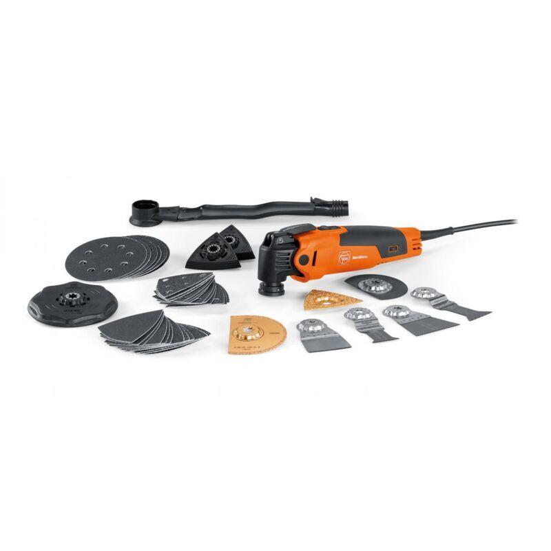 FEIN Multimaster Top FEIN FMM 350 QSL + 1 set de 3 pièces gratuites- 350W