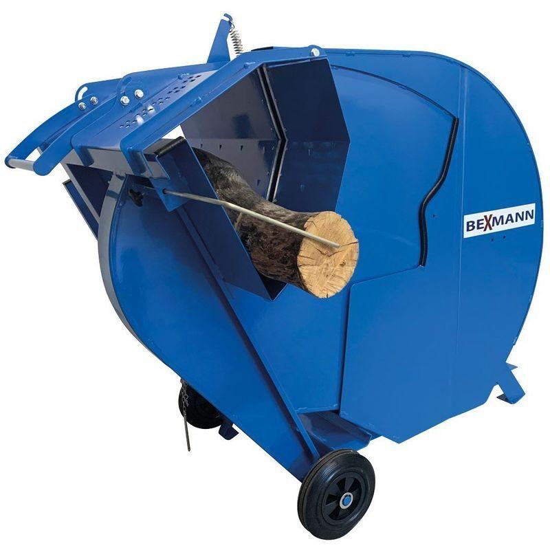 MECACRAFT Scie à bûches électrique LS600 230V - Mecacraft
