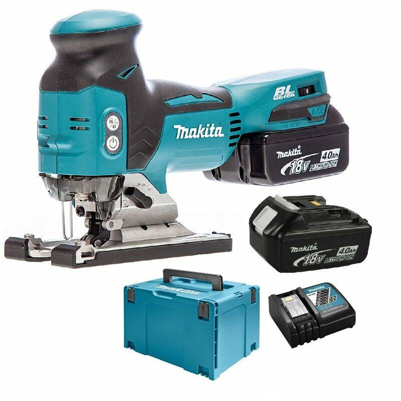 Makita DJV181RMJ Scie sauteuse à batteries 18V Li-Ion set (2x batterie