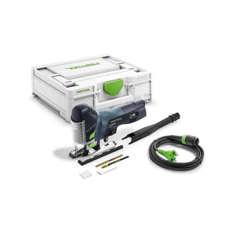 Festool PS 420 EBQ-Plus Scie sauteuse 550 W avec boîtier Systainer (