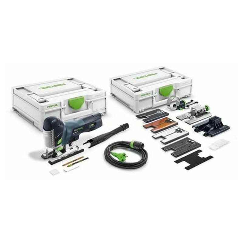 Festool Scie sauteuse CARVEX PS 420 EBQ-Set