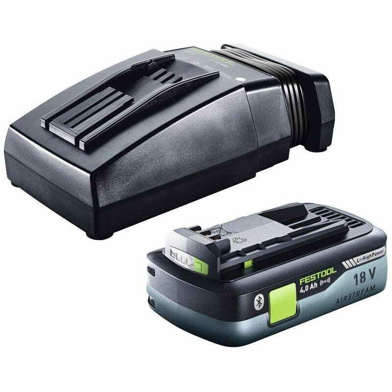Festool - Scie sauteuse sans fil PSC 420 HPC EBI-Set CARVEX - Batterie