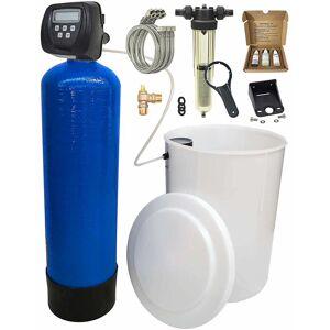 CLACK Adoucisseur d'eau bi bloc 175L WS125V complet - Clack - Publicité