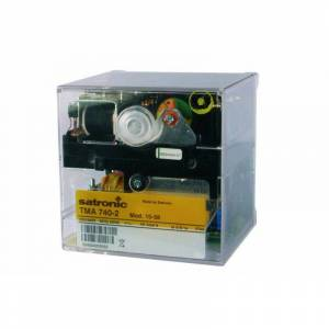 Satronic - Boîte de contrôle TMG 740-3 43.35 - Publicité