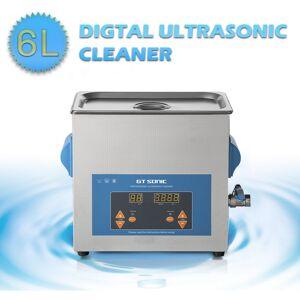 GT - Nettoyeur à ultrasons Réservoir d'eau, affichage numérique 40 KHz - Publicité