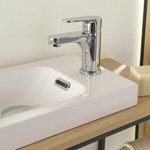 MOB-IN Robinet lave-mains Chromé - Mitigeur eau chaude / eau froide - TAP - Publicité