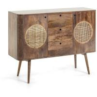 KAVE HOME Buffet Geraldine 120 x 90 cm - Kave Home <br /><b>598 EUR</b> ManoMano.fr