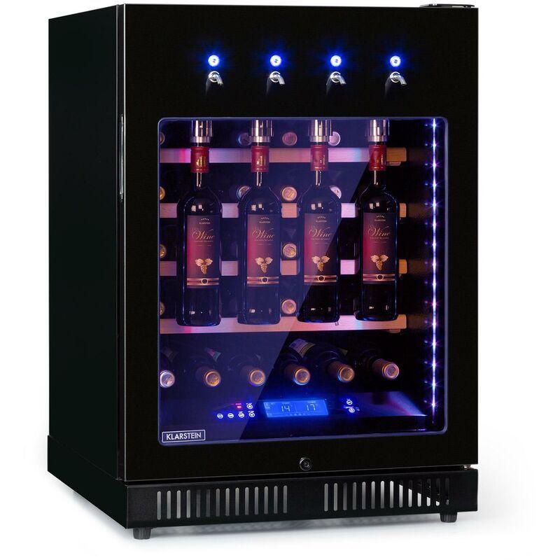 HEA17 Klarstein First Class 36 Cave à vin réfrigérée 135L 36 bouteilles 5 à