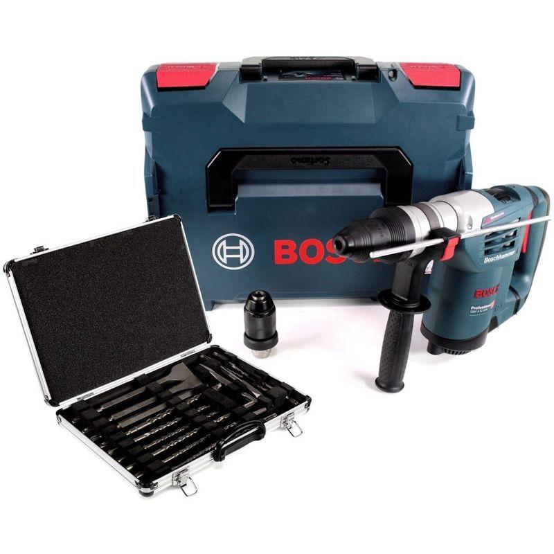 Bosch Professional GBH 4-32 DFR 900 W Perforateur 4 niveaux SDS + Porte