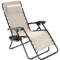TECTAKE Chaise de jardin MATTEO - fauteuil de jardin, fauteuil exterieur, <br /><b>66.90 EUR</b> ManoMano.fr