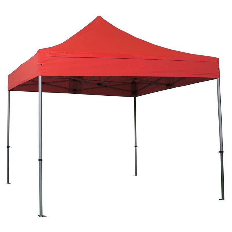 Interouge - Tente pliante pergola tente de jardin tonnelle 3x3 M Acier