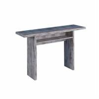 Terraneo - Table console extensible FIONA vintage - blanc <br /><b>233.00 EUR</b> ManoMano.fr