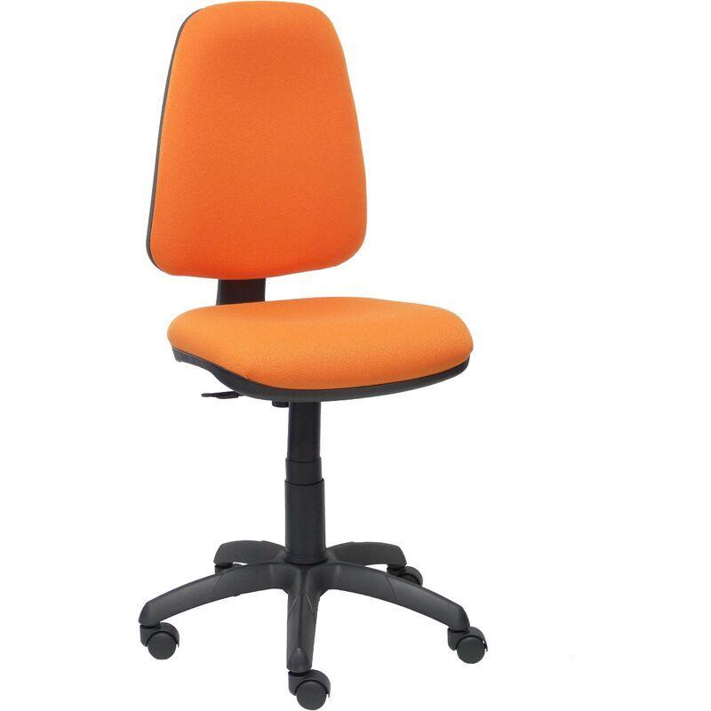 PIQUERAS Y CRESPO Chaise de scie orange de Bali