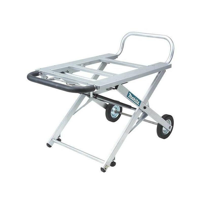 Makita - Chariot de transport pour scie sur table 2704 et MLT100 - TNT
