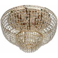 Mw-light - Crystal Patricia gold metal transparent crystal 6*40W E14 <br /><b>915.42 EUR</b> ManoMano.fr