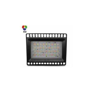 VISION-EL PROJECT LED 24VDC 36 W RGB NOIR IP65 - Vision-el - Publicité