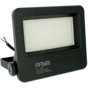 ARUM LIGHTING Projecteur LED Extérieur 50W Forte luminosité 4500 Lumens de IP65 - Publicité